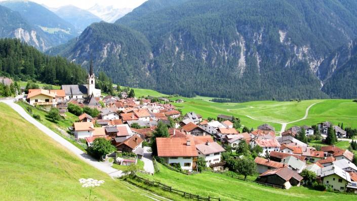 Ferien, Alvaneu-Dorf, Ferienwohnung, Alvaneu, Walserhaus, Albula, Graubünden, Ferienhaus