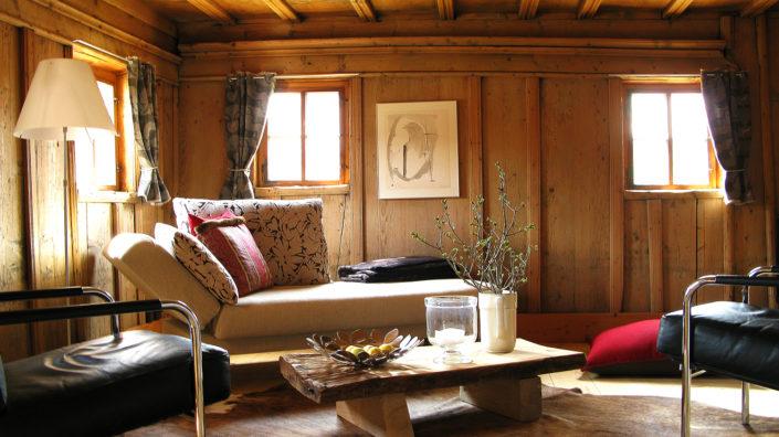 Ferienhaus Graubünden Ferienwohnung