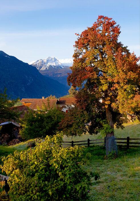 Albula Ferienhaus Ferienwohnung Denkmalpflege Alvaneu Graubünden Ferienwohnung Ferien